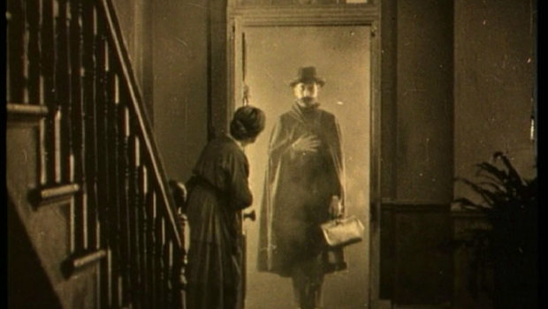 Alfred Hitchcock's THE LODGER 1927